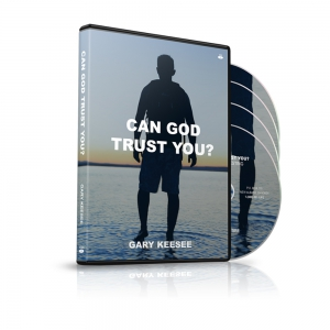 Image of Can God Trust You 4 CD Set