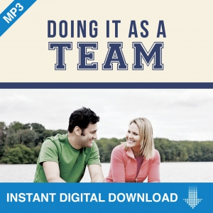 Image of Doing It As a Team MP3 by Drenda Keesee
