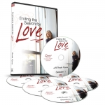 Image of Ending the Search for Love, 6 CD Set by Drenda Keesee