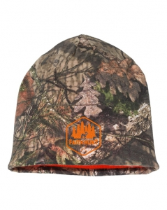 Image of Faith Hunt Camo Knit Beanie
