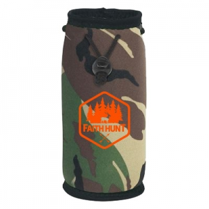 Image of Faith Hunt Insulated Bottle sleeve