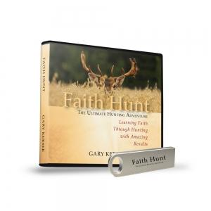 Image of Faith Hunt Audio Book USB Drive