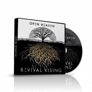 Image of Open Heaven! - Revival Rising Album