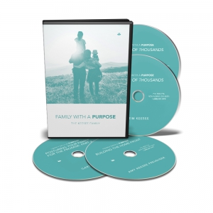 Image of Family With a Purpose, 4 CD Set
