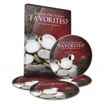 Image of Are You One of God's Favorites, 4 CD Set