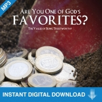 Image of Are You One of God's Favorites Download