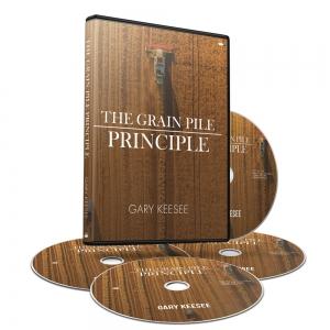 Image of  The Grain Pile Principle 4 CD Set