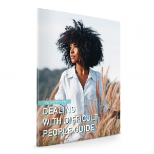 Image of Happy Life Curriculum Dealing with Difficult People Guide