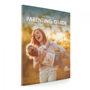Image of Happy Life Curriculum Parenting Guide