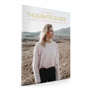 Image of Happy Life Curriculum Thoughts Guide Book