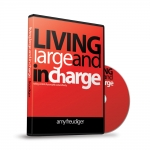 Image of Living Large and in Charge, Single CD