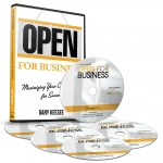Image of Open for Business, 6 CD Set