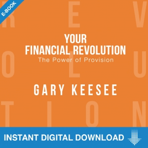 Image of Power of Provision E-Book by Gary Keesee