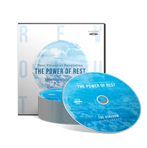 Image of Your Financial Revolution: The Power of Rest Audio 11 part CD set