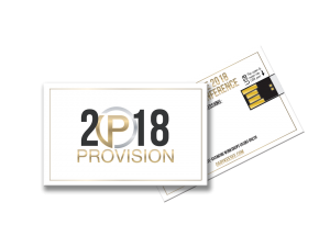 Image of Provision 2018 7 Main Sessions and Workshops on USB