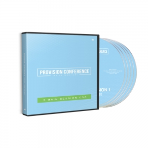 Image of Provision 2021 5 CD Set Main Sessions