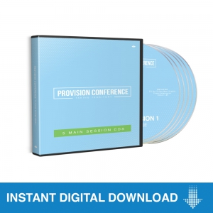 Image of Provision 2021 5 Part MP3 Main Sessions Only