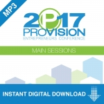 Image of Provision 2017 - 7 Part Audio Download
