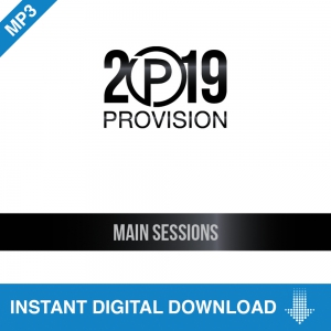 Image of Provision 2019 Main Sessions on MP3