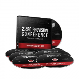 Image of Provision 2020 7 CD Set Main Sessions and Bonus CD