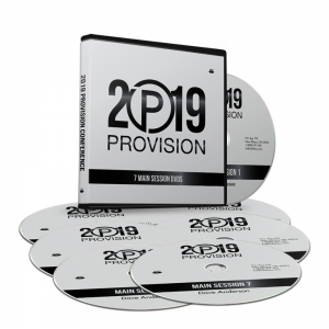 Image of Provision 2019 Main Sessions on DVD