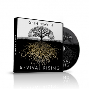 Image of Open Heaven! - Revival Rising Album
