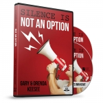 Image of Silence Is Not An Option, 2 CD Set