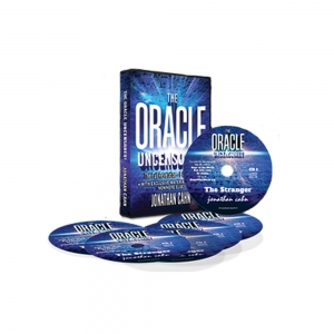 Image of THE ORACLE UNCENSORED 8-DVD set by Jonathan Cahn