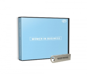 Image of Taking Territory: Women in Business USB Drive