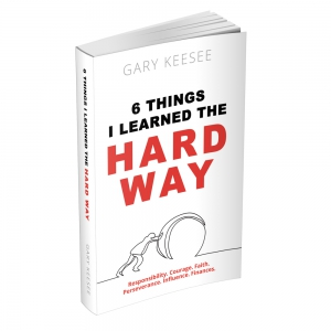 Image of 6 Things I Learned the Hard Way Book