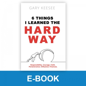Image of 6 Things I Learned the Hard Way E-Book