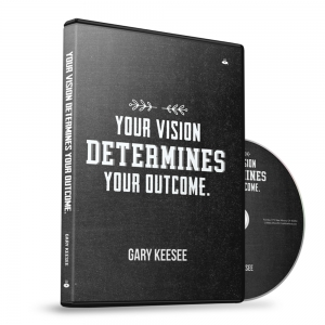 Image of Your Vision Determines Your Outcome 5-CD set