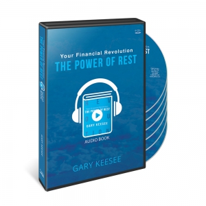 Image of The Power of Rest Audio Book