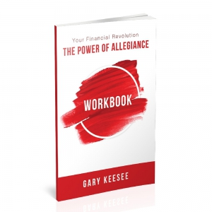 Image of Your Financial Revolution: The Power of Allegiance Workbook