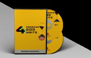 Image of 4 Reasons God Waits 2-CD Series