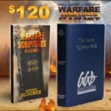 Image of Warfare Scriptures at a Glance Package