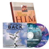 Image of Find Your Way Back/More of Him CD Package