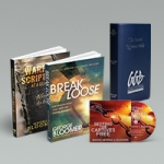 Image of Break Loose, Setting the Captives Free, Warfare Scriptures and Bible Package