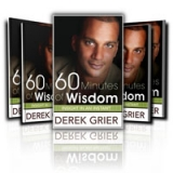 Image of 60 Minutes of Wisdom Books (Set of 5 books)Latest release from Dr. Derek Grier.