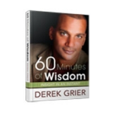 Image of 60 Minutes of Wisdom Book