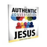 Image of An Authentic Conversation With Jesus CD