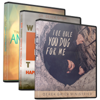 Image of The Hole You Dug for Me Bundle