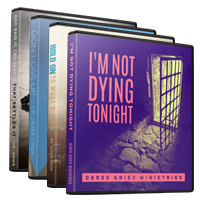 Image of I'm Not Dying Tonight Bundle