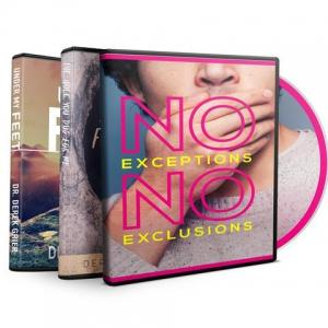 Image of No Exceptions, No Exclusions Bundle