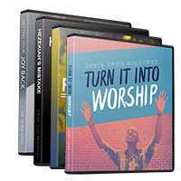 Image of Turn It Into Worship Bundle