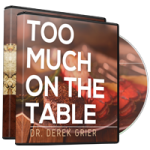Image of Too Much on the Table Bundle