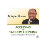 Image of 2012 Accessing The Kingdom Economy CD Set with Dr. Myles Munroe