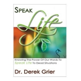 Image of Speak Life: Knowing the Power of Our Words to Speak Life to Dead Situations 2-CD Series