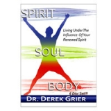 Image of Spirit, Soul, Body 6-CD Series