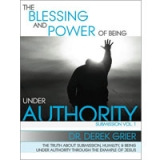 Image of The Blessing and Power of Being Under Authority 3-CD Series
